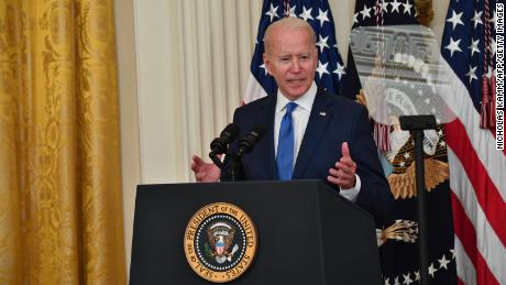 Biden says Chauvin sentence 'seems to be appropriate'
