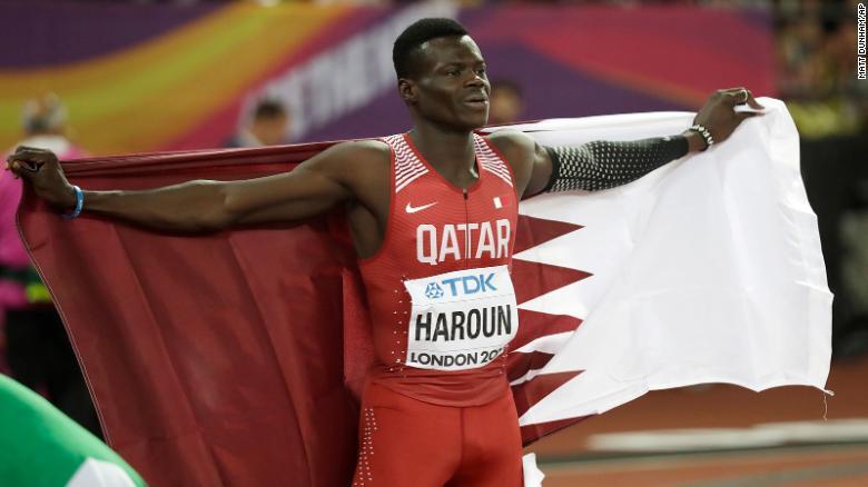 Qatari sprinter Abdalelah Haroun dies aged 24