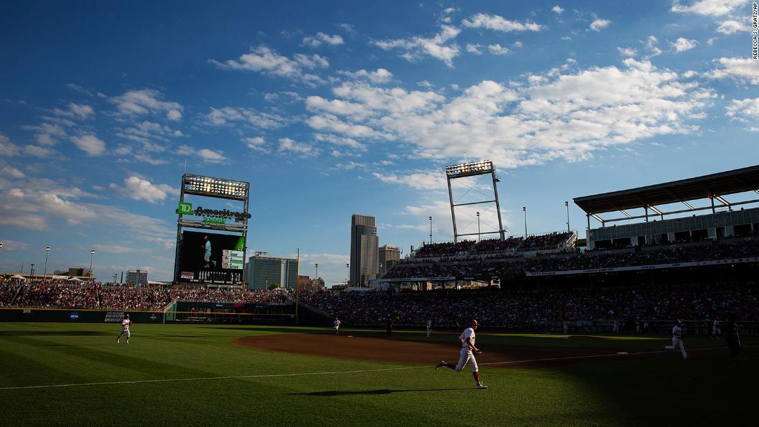 NC State has been ruled out of the College World Series due to Covid-19 protocols, advancing Vanderbilt to the finals
