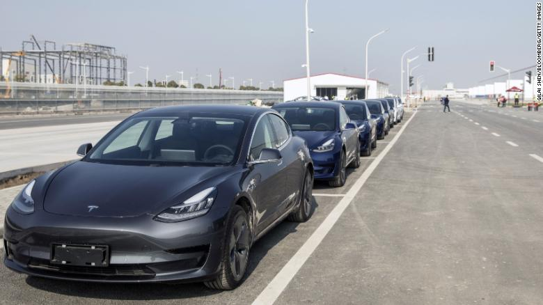 Tesla recalls nearly 300,000 cars in China over cruise control safety issue