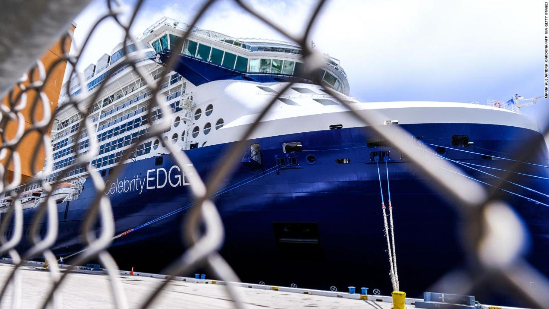 Cruising was a Covid disaster. Now it claims to be the 'safest vacation available'