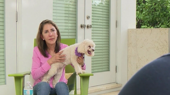 Florida building collapse woman escapes with dog affil pkg vpx _00013304.png