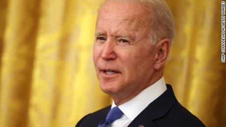 Biden wächst frustriert über Fragen zu Afghanistan: & # 39;  Ich möchte über glückliche Dinge sprechen & # 39;