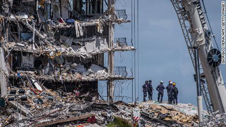 As engineers hunt for answers in the Surfside building collapse, signs point to the building's lower reaches