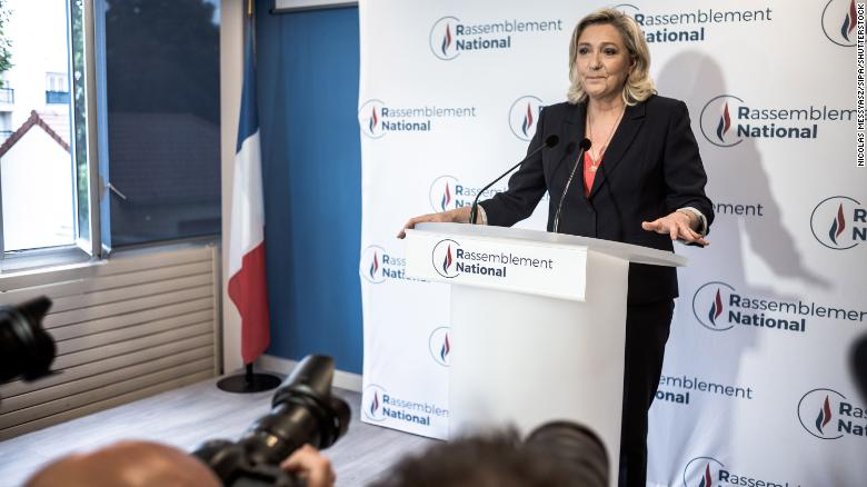 French far-right falls short in regional elections ahead of presidential vote
