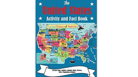 'The United States Activity and Fact Book' by Dylanna Press
