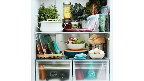 Reusable Stasher Storage Bag 100% Food Grade Silicone