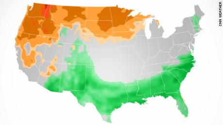 This forecast could extinguish your July 4th BBQ plans
