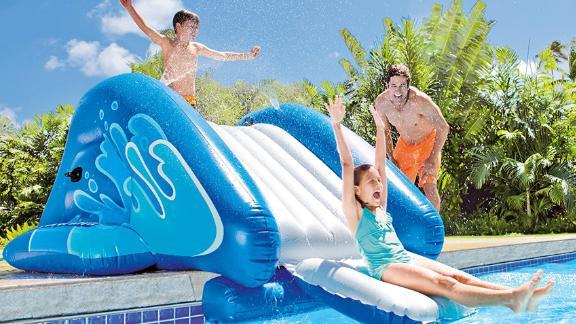 Intex Kool Splash Kids Inflatable Pool Slide