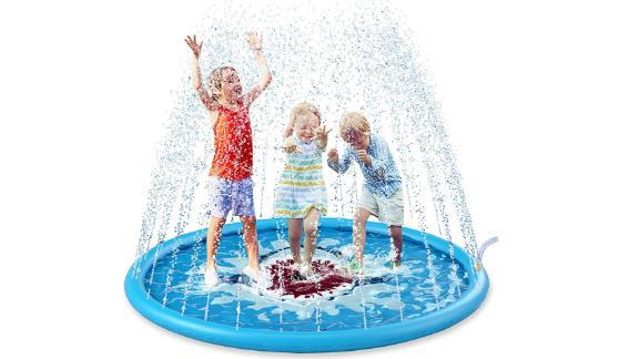 Jasonwell Splash Pad Kids Sprinkler