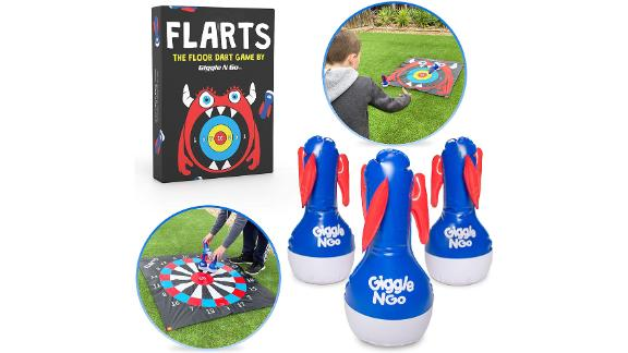 Giggle N Go Flarts Outdoor Game