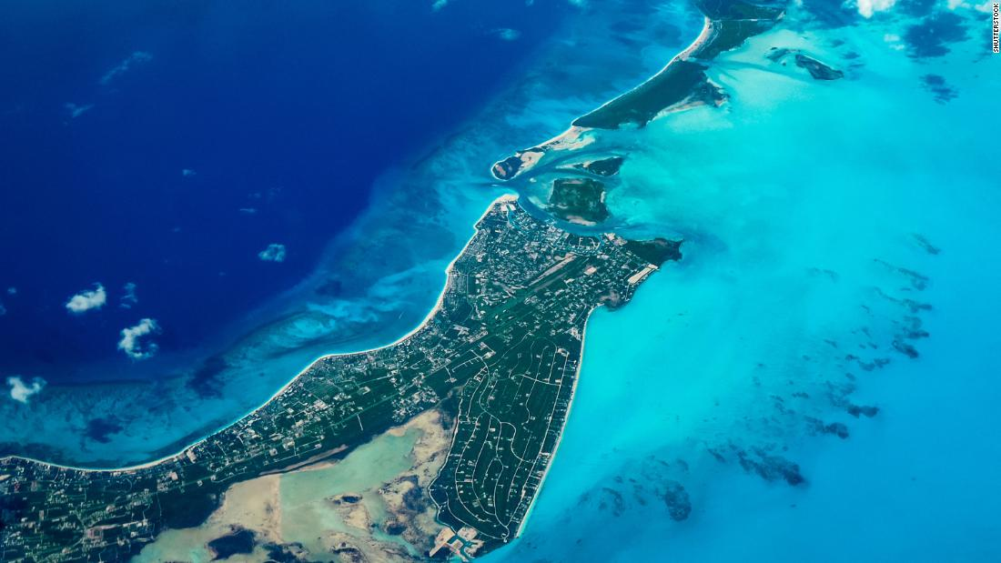 Remains of 20 people found in a boat in Turks and Caicos islands