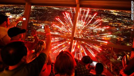 Fourth of July fireworks: dazzling pyrotechnic shows resume for 2021