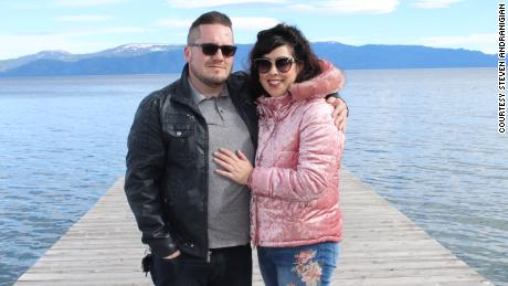 Steven and Laura Andranigian were ready to become first-time home buyers when they moved to Coachella Valley, California.  But after months of searching for a house, they decided to rent it instead.