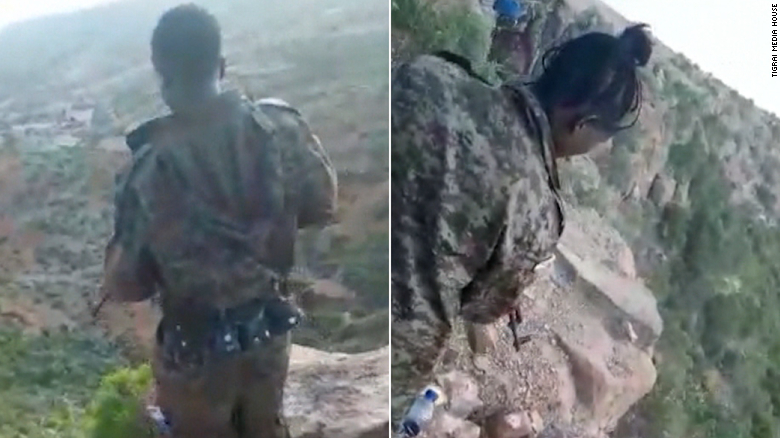 New video of Ethiopia massacre shows soldiers documenting executions