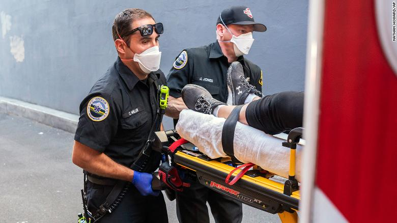 Historic Northwest heat wave leads to hundreds of emergency room visits