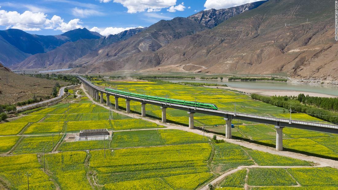 210629022720 02 china bullet train tibet super tease