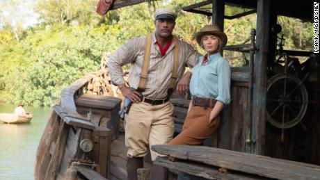 'Jungle Cruise' sails with $ 90 million debut in theaters and streaming