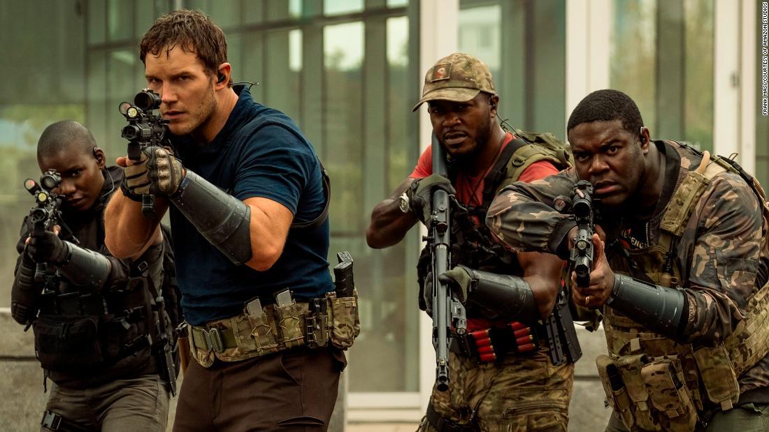 'The Tomorrow War' asks Chris Pratt to save the world