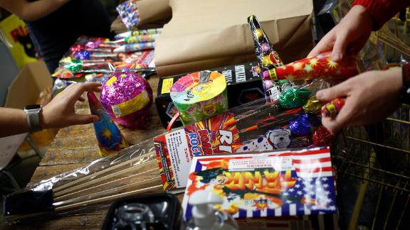Prepare to pay more for fireworks this year