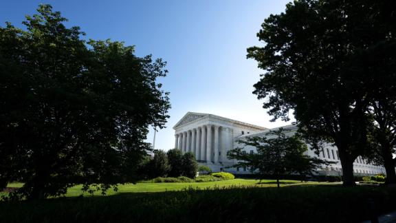 A view of the U.S. Supreme Court on June 28, 2021 in Washington, DC.