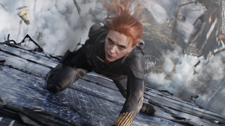 Scarlett Johansson explains how 'Black Widow' became Marvel's #MeToo movie