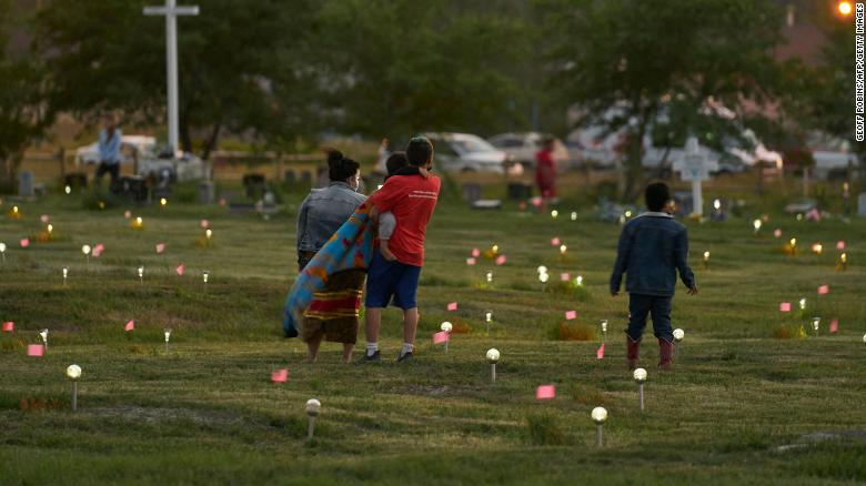 Pushback against Canada Day celebrations grows after the discoveries of unmarked graves