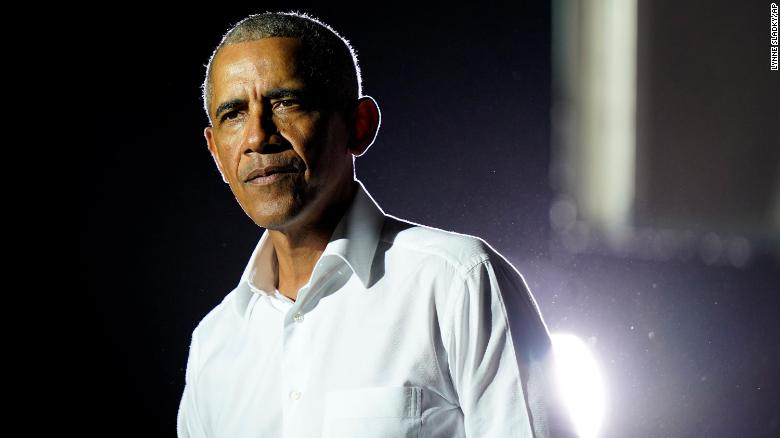 Obama says rise of misinformation 'worries me' and should worry everyone