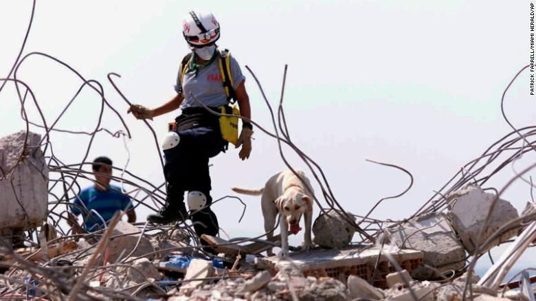 Florida Task Force-1 responds to a 1999 earthquake in Turkey.