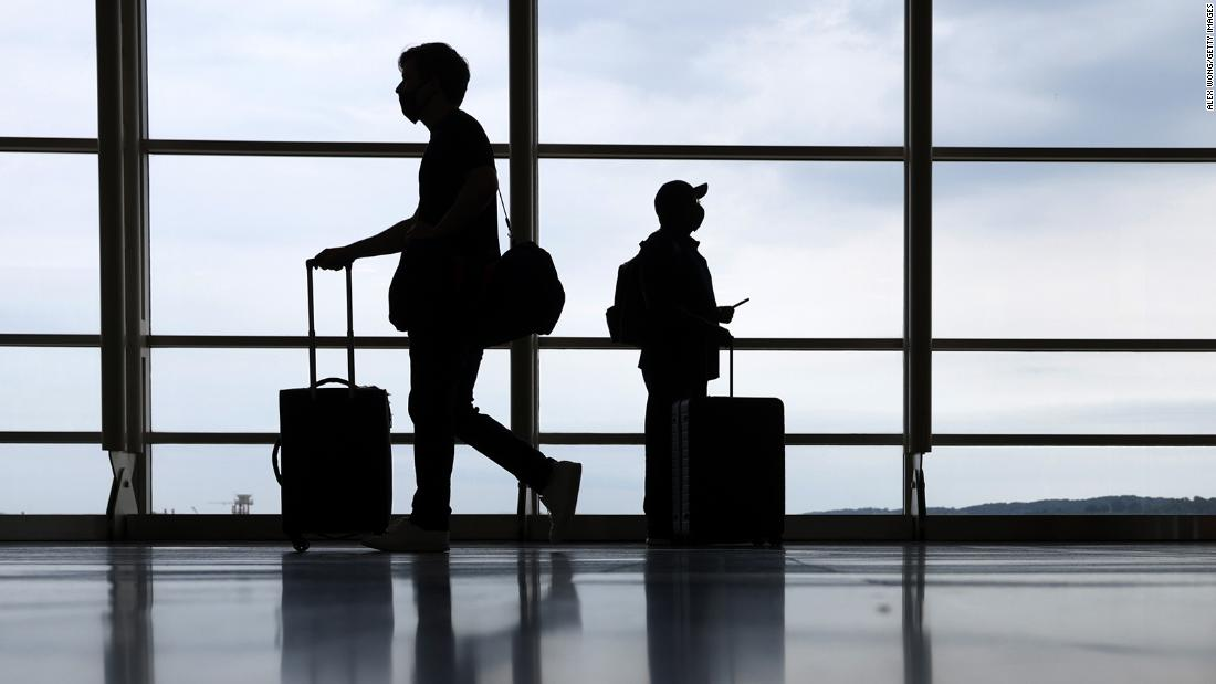 The Covid travel checklist: What to know before you go