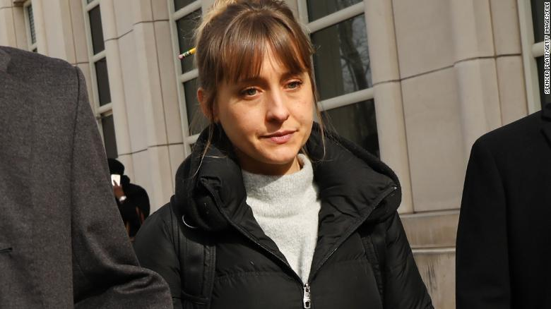 Allison Mack apologizes to people she harmed through Nxivm ahead of sentencing
