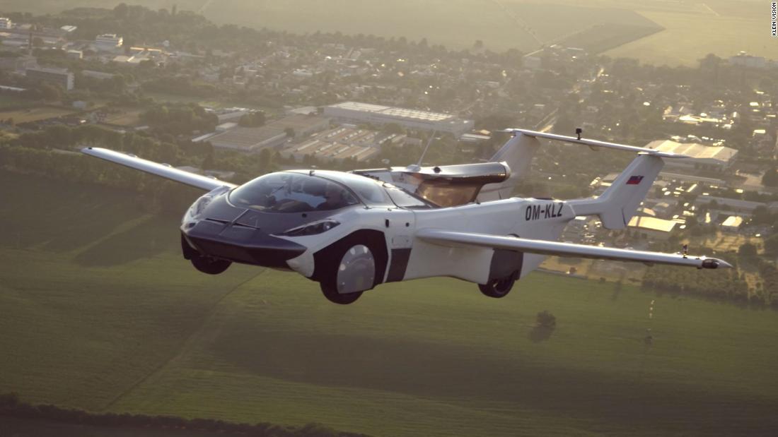 210630053849 restricted flying car flight slovakia 06 28 2021 super tease