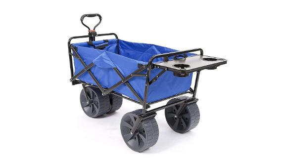 Mac Sports Heavy-Duty Beach Cart