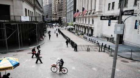 Wall Street ne panique pas à propos de la variante Delta.  Voici pourquoi