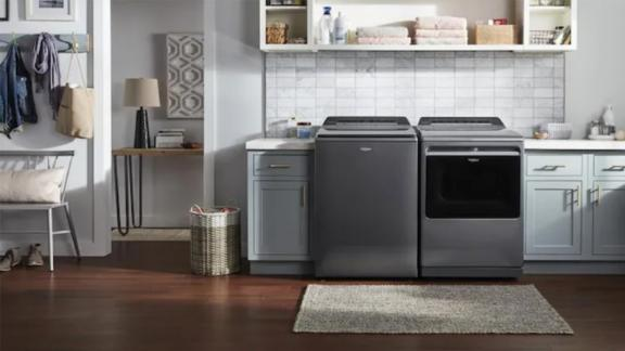 Whirlpool Smart Load and Go Top-Load Washer