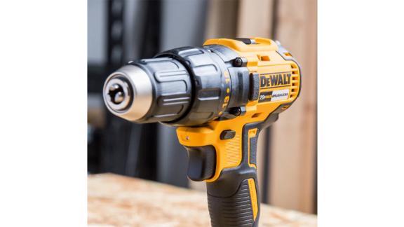 Dewalt 20-Volt Max Brushless Cordless Drill