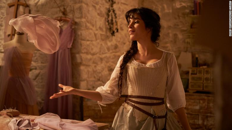 Camila Cabello is magical in first look at 'Cinderella'
