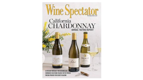 Wine Spectator Subscription