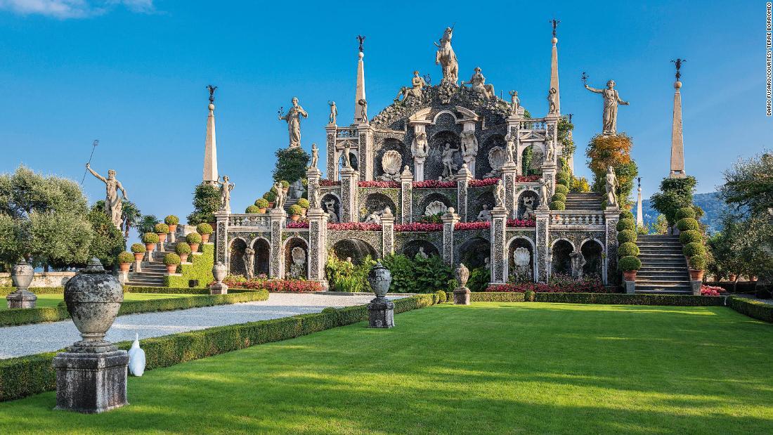The Italian gardens hoping to change tourism