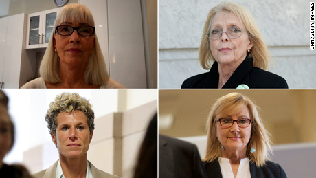 Bill Cosby accusers and their attorneys express outrage and betrayal over his release from prison