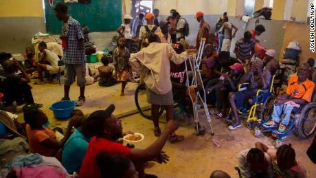 Thousands seek refuge from wave of violence in Haiti's capital city