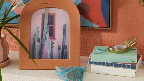 Opalhouse Designed With Jungalow Decorative Brass Hand Figurine