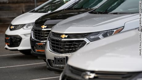 GM Halts Construction Trucks As Covid Wave Disrupts Computer Chip Supply