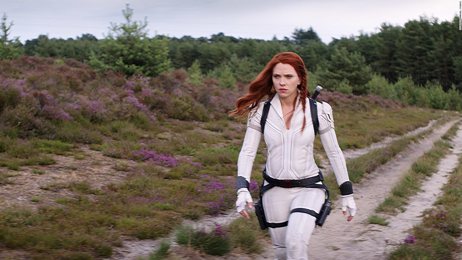 Black Widow' review: 'Black Widow' feels like Marvel's version of a Jason  Bourne movie - CNN