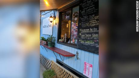 """""""I don't know how food carts are going to be able to manage through this,"""" said Patrick Carney, owner and operator of the food cart Skidbladnir."""