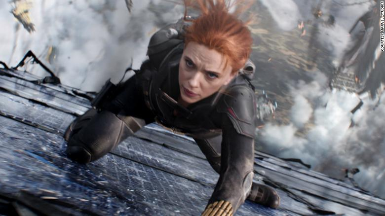 'Black Widow' closes a chapter as Marvel looks ahead to a new phase