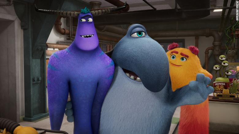 'Monsters at Work' scares up enough laughs to get the job done