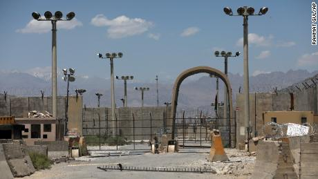 All US forces have left Bagram Air Base as US withdrawal from Afghanistan draws to a close