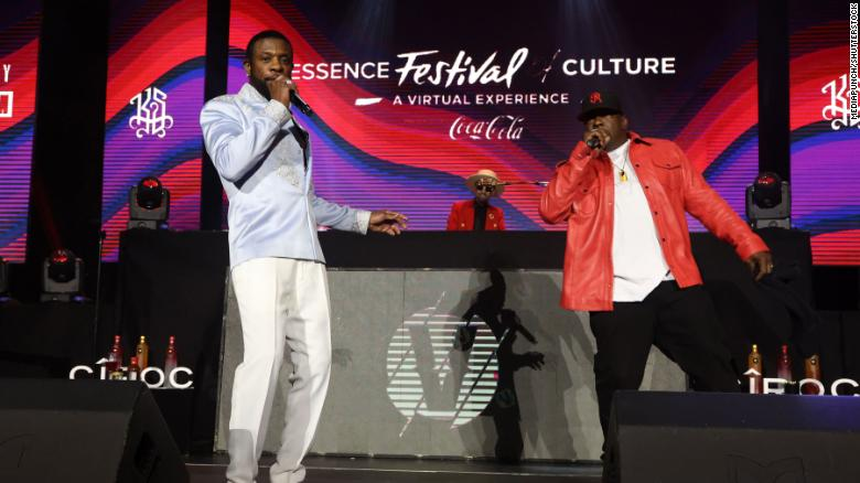 Keith Sweat and Bobby Brown Verzuz was an R&B feast
