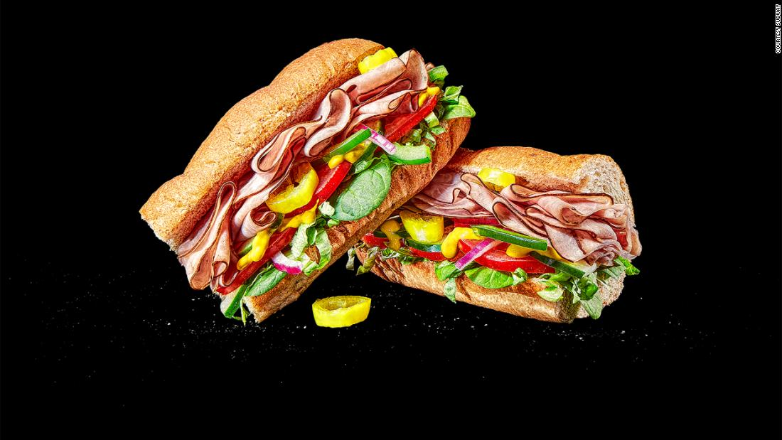 Subway wants to win customers back with an updated menu. Don't worry, the tuna will stay the same